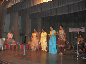 Photo: [from left] pavithra, bhavani, shweta, nima