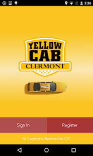 CYC Taxi- screenshot thumbnail