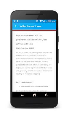 Indian Labour Laws (FREE) - screenshot