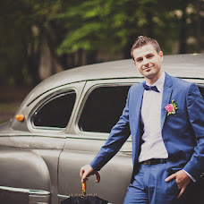 Wedding photographer Mariya Netreba (netreba). Photo of 19.05.2014