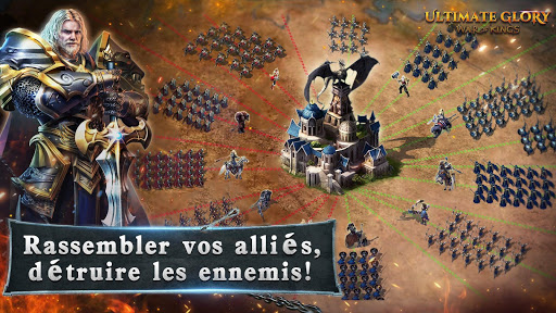 Ultimate Glory - War of Kings  captures d'u00e9cran 2