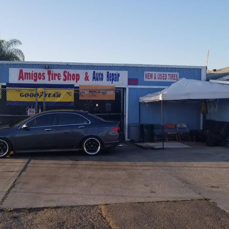Amigo Tire Auto Repair Tire Auto Repair Shop In San Diego