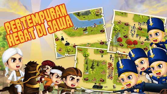 Diponegoro - Tower Defense Android apk