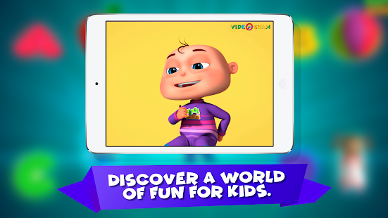 Kids Learn Phonics: ABC Songs, Cartoons & Rhymes.- screenshot thumbnail