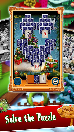 Christmas Solitaire: Santa's Winter Wonderland filehippodl screenshot 6