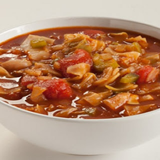 Fat Burning Veggie Soup Recipe