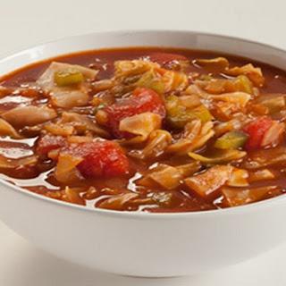 Fat Burning Veggie Soup.