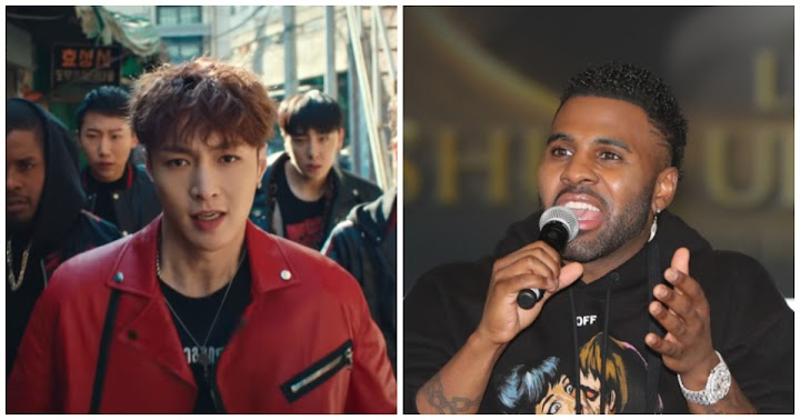 Jason Derulo Shares Thoughts on EXO's Lay, NCT127, BLACKPINK, and