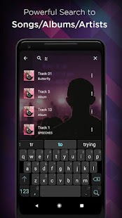 JukeBox Music Player Pro Screenshot