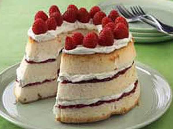My Angel Baby Berry Jammie Cake