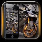 Motobike Sport Theme icon
