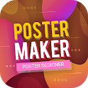 Flyers, Posters, Banner, Graphic Maker, Designs icon