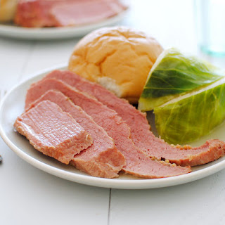 Slow-Cooker Corned Beef.
