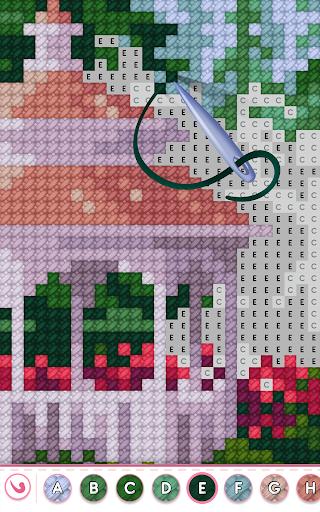 Cross-Stitch Masters 1.0.64 screenshots 10