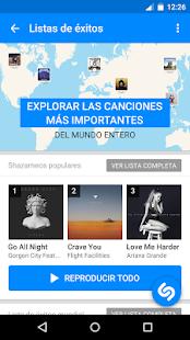 Shazam - screenshot thumbnail