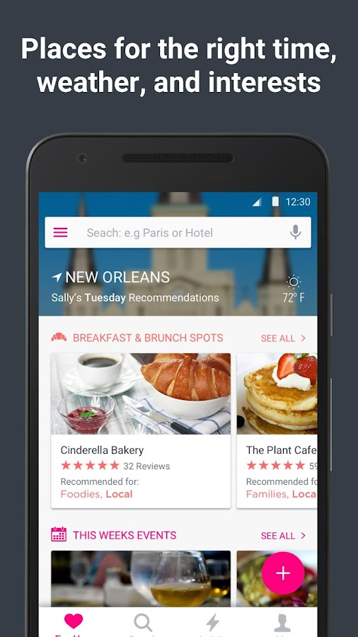 New Orleans City Guide by Trip- screenshot