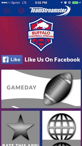 Buffalo Football STREAM+