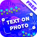 Write Text On Photo - Name On Picture icon