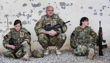 Photo: L-R: Lance Corporal Fiona Ross; Capt Robert Garbett; Private Megan Paynter.---BRITISH ARMY MEDICS HELP SHAPE FUTURE OF HEALTHCARE IN HELMANDA trio of British Army medics serving in Afghanistan's Helmand province have taken time out from their usual role providing life-saving treatment – to teach their skills to a group of Afghan nurses, who will form the basis of a pioneering new ambulance service.Five local nurses from the provincial capital Lashkar Gah have just completed a nine-day course to qualify as 'patient transfer specialists'. The course is part of an ongoing effort to train up enough nurses to enable the launch of the first ever professional ambulance service in the city.Medics Captain Robert Garbett (48), from Shrewsbury, Shropshire; Lance Corporal Fiona Ross (22), from Saline, Fife; and Private Megan Paynter (19), from Lowestoft, Suffolk, gave the five Afghans instruction in some of the techniques used by paramedics in the UK. Injured locals are often brought to the military-run medical centre for initial treatment and then, once they are stabilised, transferred to a locally run hospital. But the nearest hospital is a 15-minute drive away and the aim is to improve the care of patients on this journey. The initiative has been organised by Helmand's Directorate of Health in conjunction with the UK-led Helmand Provincial Reconstruction Team. In addition to the training course run by the three Army medics over a period of three weeks, the PRT has also produced a handbook which has been translated into the Afghan language of Dari.And training is not the only way that the UK is supporting the provision of an ambulance service in Lashkar Gah. In recent days, the team has also handed over around £1,500 worth of ambulance equipment – enough to fit out three vehicles with spinal boards, head locks, resuscitation equipment, splints and other items, turning them from ordinary vans into ambulances.Mohammad Hanif, one of the participant