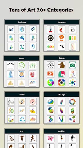 Foto do Logo Maker - Logo Creator & Poster Maker