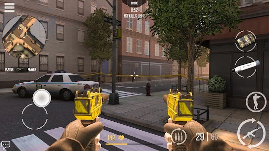 Modern Strike Online 1.29.2 MOD (Unlimited Days/Ammo) 6
