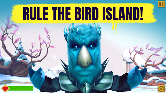 Angry Birds Evolution MOD 1.19.0 (High Damage) Apk + Data 3