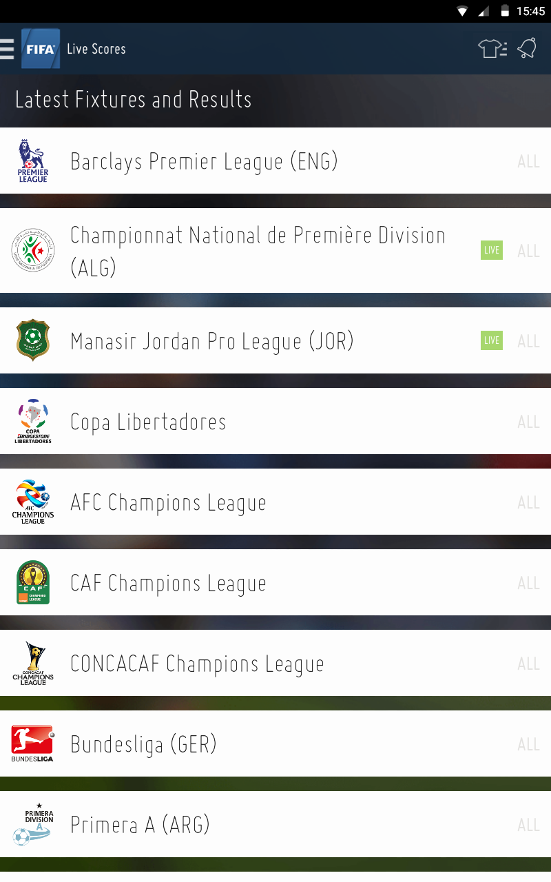 FIFA screenshot #11