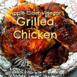 Cook Fork Tender Grilled Chicken