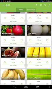 Chm Fruits and Vegetables screenshot 12