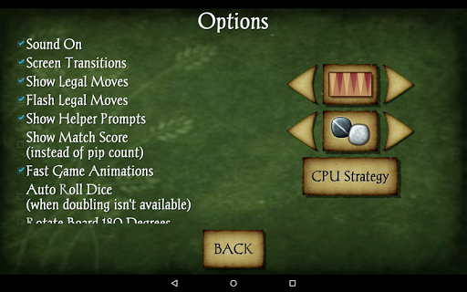 Backgammon Free screenshot 14