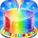 Mirror Cake - Fashion Sweet Desserts icon