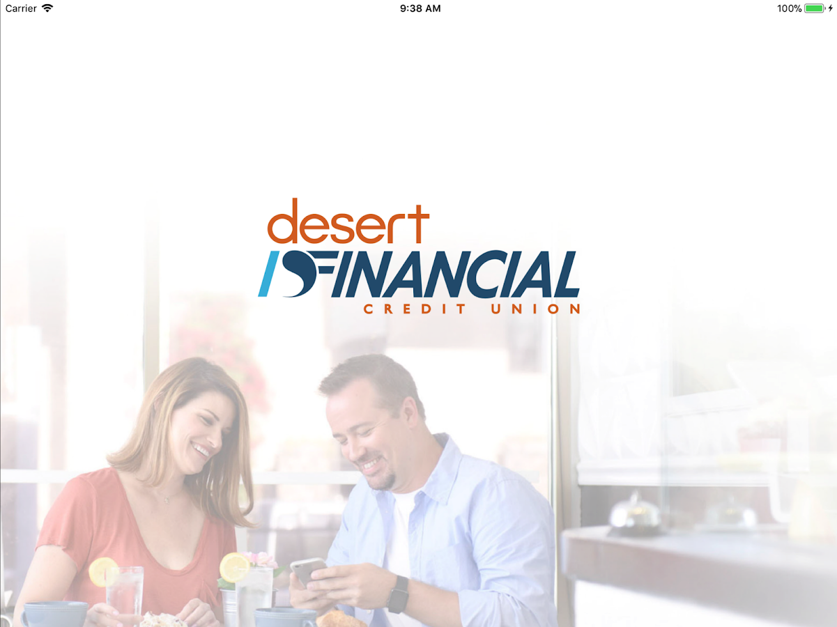 Desert Financial Mobile- screenshot