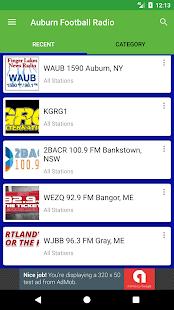 Auburn Football Radio - náhled