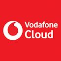 Vodafone Cloud icon