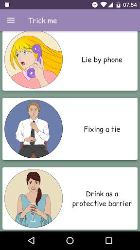 Body language - Trick me. Analyzing of Gestures 9.0 screenshots 11