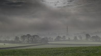 Photo: Murky winter morning... #moodymonday curated by +Carole Buckwalterand +Philip Daly