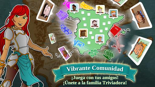 Triviador España screenshot
