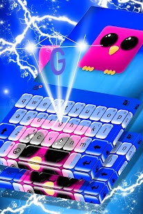 Cartoon Theme for Keyboard - náhled