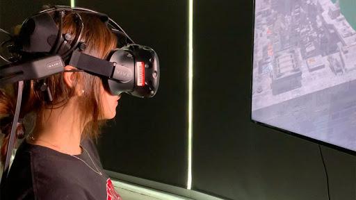 University of Maryland researchers record brainwaves to measure 'cybersickness'