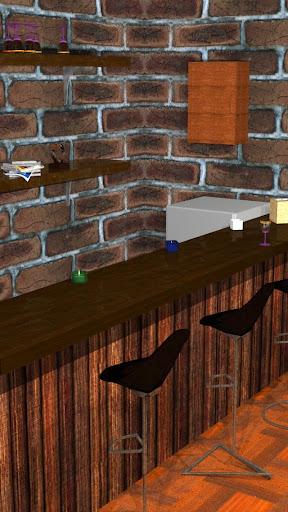 脱出ゲーム-Casual Bar- 無料で遊べる簡単パズル