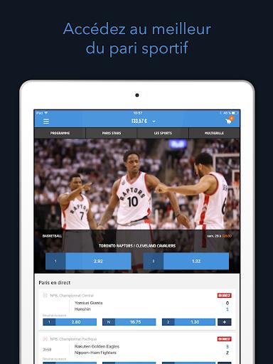 Genybet – Paris hippiques et sportifs screenshot 8