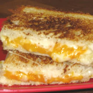 Healthy Grilled Cheese Sandwich That's Delicious.