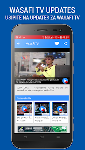 Download Wasafi TV | Video & Music APK latest version app for