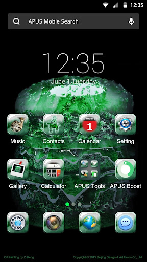All Jade Matters APUS theme