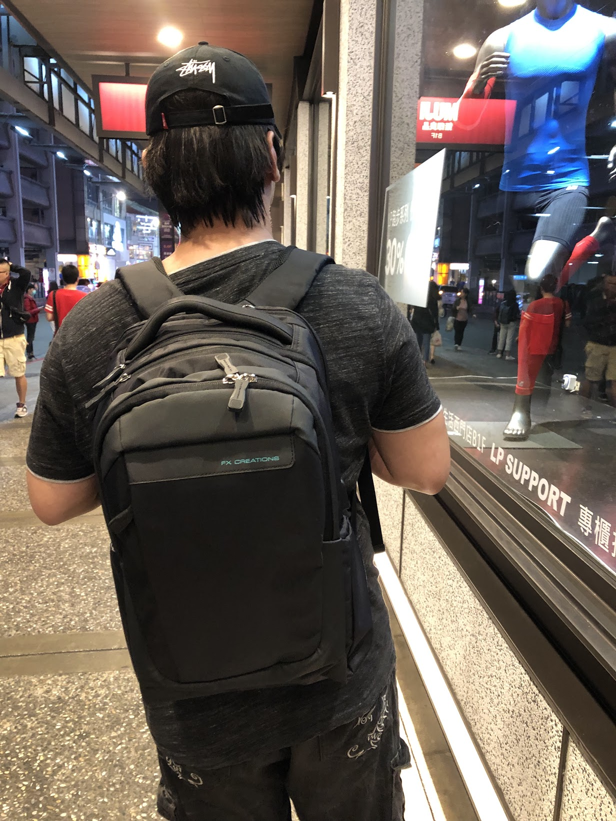 fx creations 後背包