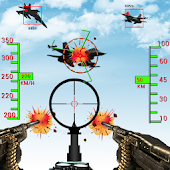 Anti Aircraft Attack: Jet War