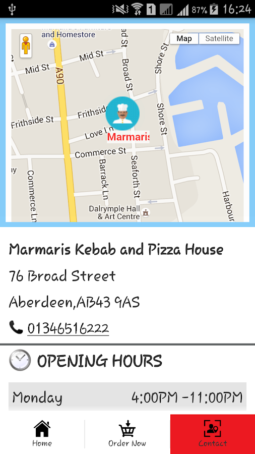 Marmaris Kebab and Pizza House- screenshot