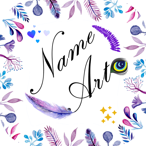 Name Creation Art Photo Editor