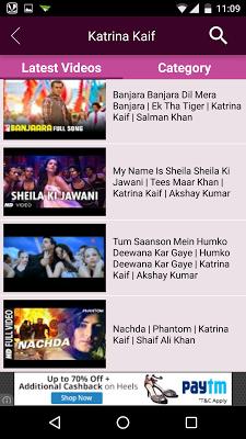 Katrina Kaif Video Songs HD - screenshot