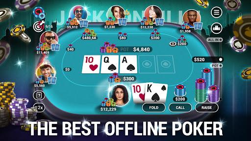 Poker World - Offline Texas Holdem 1.7.14 screenshots 1